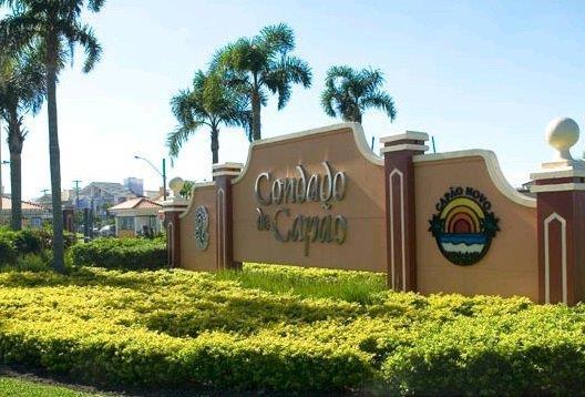 Terrenos em condomínioVenda em CAPÃO DA CANOA no bairro Condado de Capão