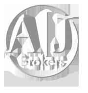 Logo AJ Brokers
