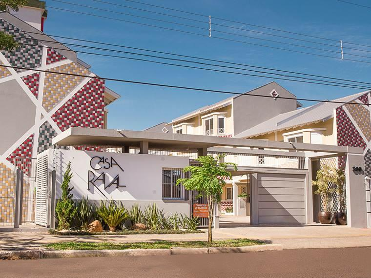 Condomínio fechadoVenda em Canoas no bairro Marechal Rondon