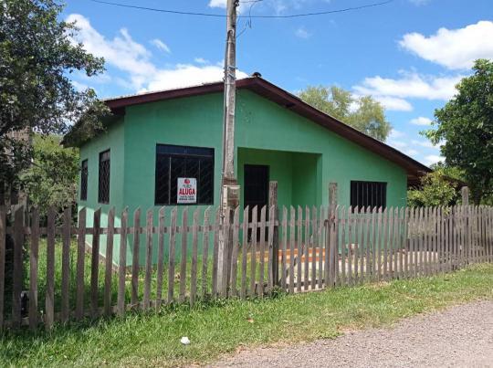 CasaAluguel em Nova Santa Rita no bairro Morretes