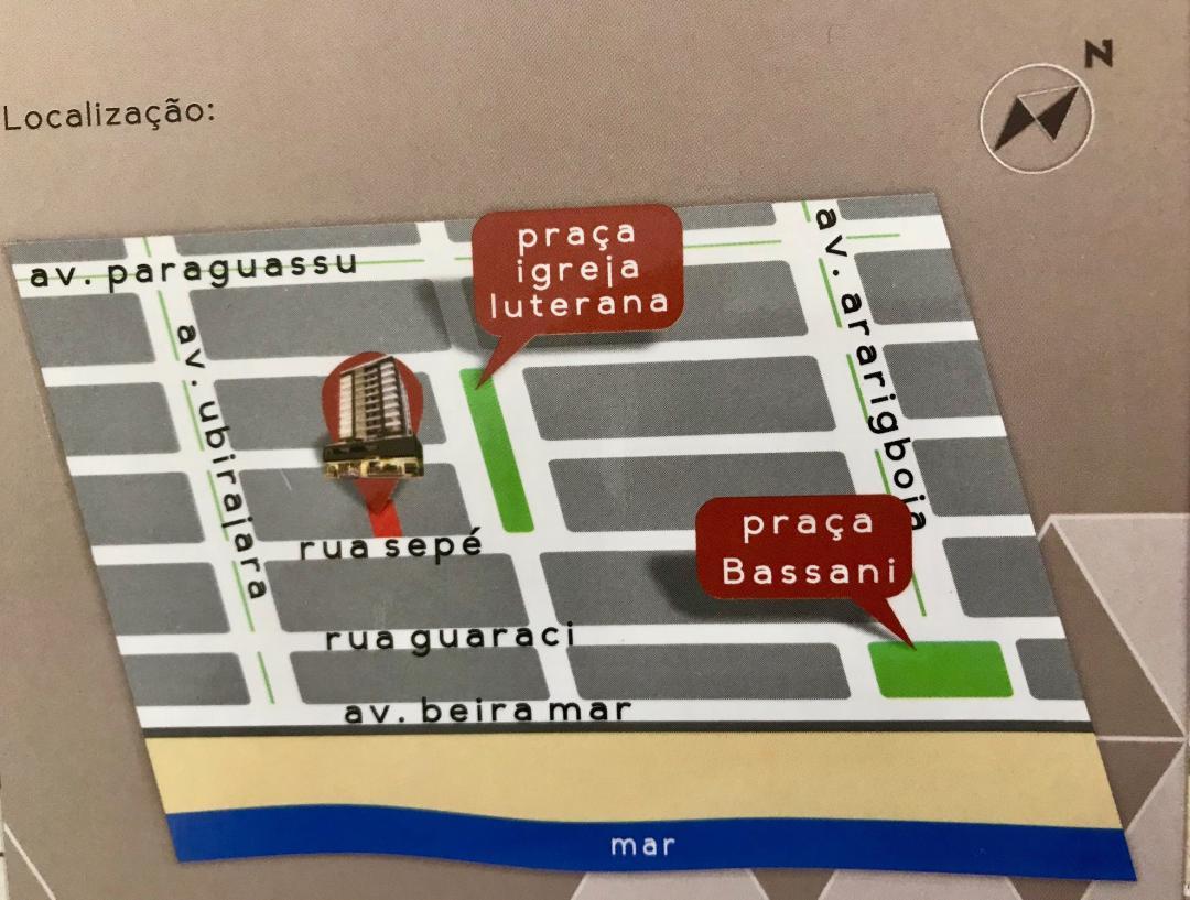 ApartamentoVenda em CAPÃO DA CANOA no bairro GIRASSOL