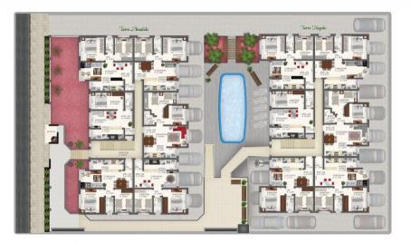 ApartamentoVenda em Estancia Velha no bairro Lira