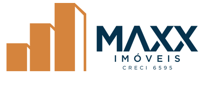 Logo Maxx Imobiliária