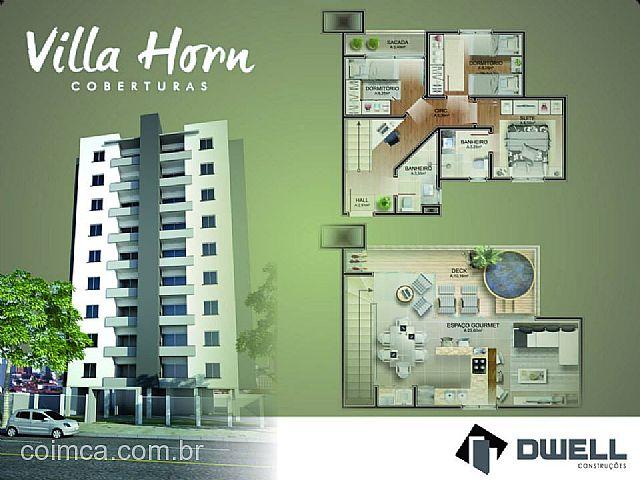 Apartamento #120v em Caxias do Sul