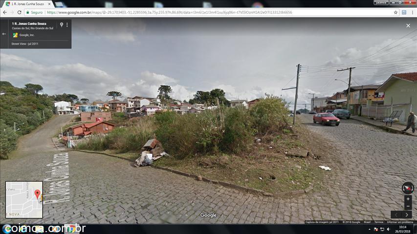 Terreno #998v em Caxias do Sul