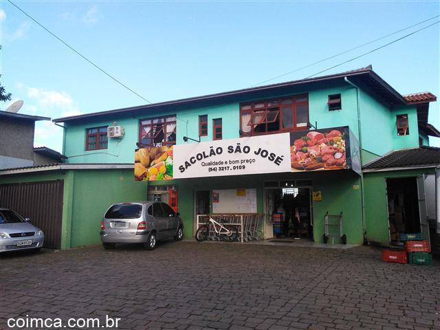 Casa comercial #1023v em Caxias do Sul