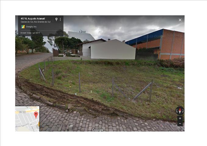 Terreno #1052v em Caxias do Sul