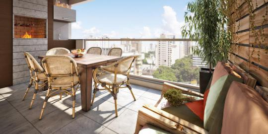 Apartamento em Caxias do Sul no Bairro Bela Vista