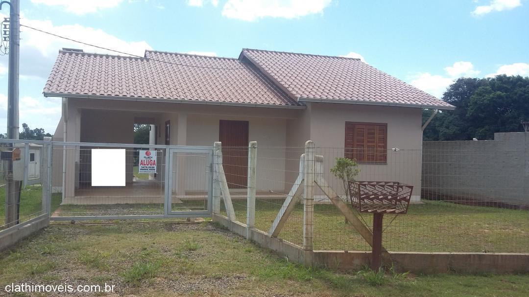 Casa para Aluguel em Nova Santa Rita no bairro Centro