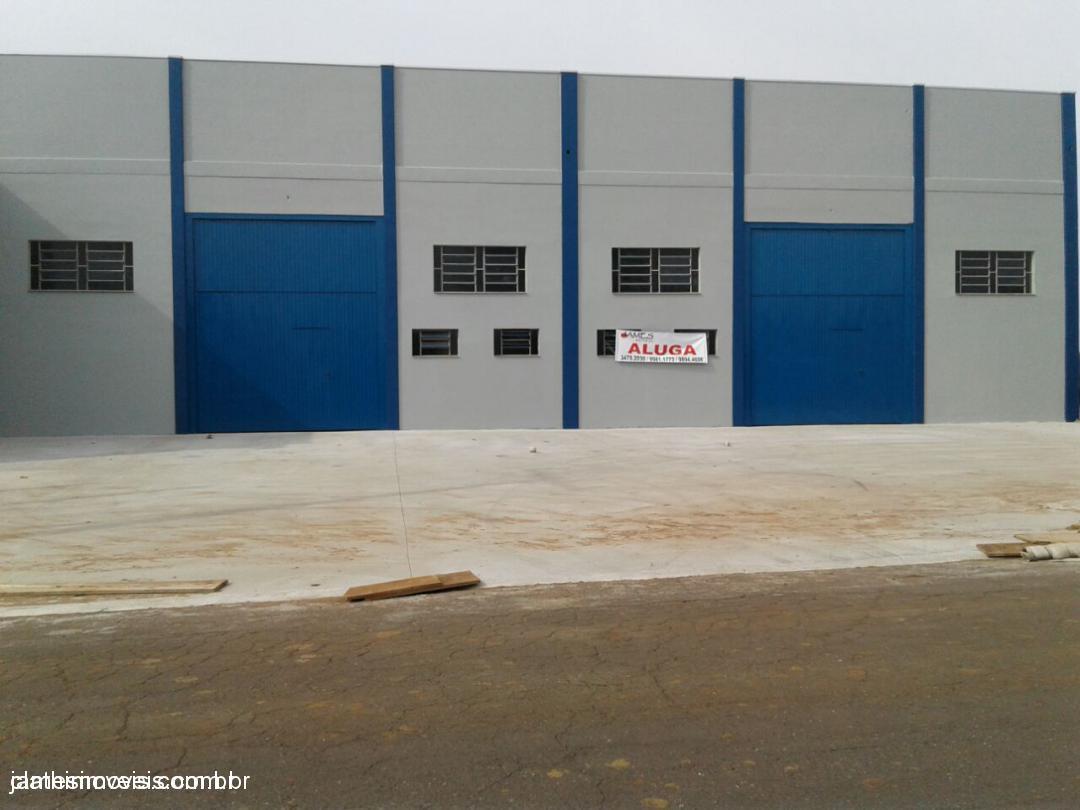 Deposito / galpão / pavilhão para Aluguel em Nova Santa Rita no bairro Floresta