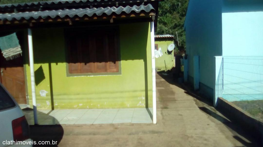Casa para Aluguel em Nova Santa Rita no bairro Berto Cirio
