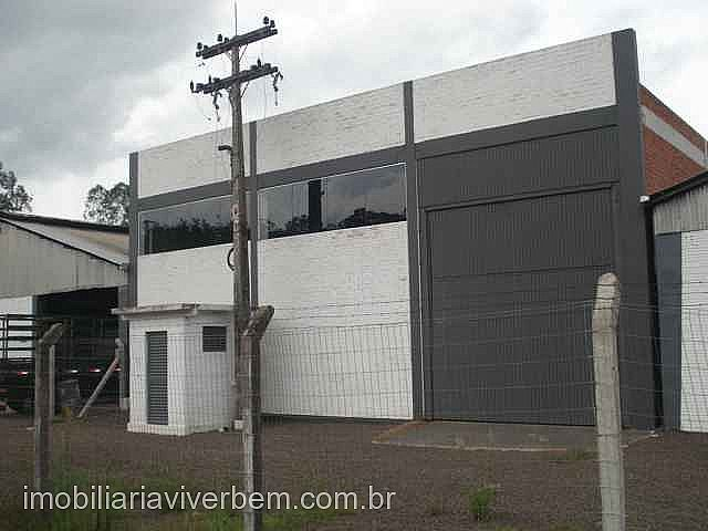 Deposito / galpão / pavilhão para Aluguel em Portão no bairro Rincão do Cascalho
